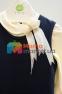 Сарафан школьный стрейчевое для девочки  Смил 120228, цвет синий 0
