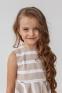 Летний костюм для девочки Suzie Джетта, цвет бежевый 2