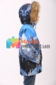 Куртка зимняя для мальчика Huppa NORMAN 18210030L, цвет 92435 9