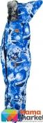 Kомбинезон зимний для мальчика HUPPA REGGIE 1, цвет blue pattern 82735 0