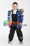 Зимняя куртка-парка для мальчика Joiks B-307 4