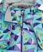 Курточка-парка для девочки Joiks EW-35, цвет голубой 5