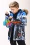 Куртка зимняя для мальчика Huppa NORMAN 18210030L, цвет 92435 3
