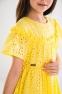 Летнее платье для девочки Suzie Ами, цвет желтый 4
