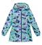 Курточка-парка для девочки Joiks EW-35, цвет голубой 3