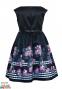 Нарядное платье Sly 25/J/18, цвет черный 1