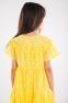 Летнее платье для девочки Suzie Ами, цвет желтый 5