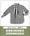 Коттоновая рубашка для девочки Mone 2005-1, цвет полоска 6