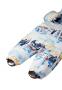 Зимний детский комбинезон Lassie by Reima Nyuka 710752, цвет 0101 3