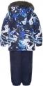 Зимний комплект для мальчика Huppa AVERY 41780030, цвет 92886 0