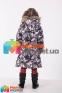 Пальто-пуховик зимний для девочки Huppa PARISH, цвет white pattern 81020 3