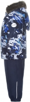 Зимний комплект для мальчика Huppa AVERY 41780030, цвет 92886 1