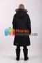 Пальто зимнее для девочки Huppa ROYALY 12510030, цвет 00009 12