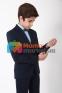 Классический подростковый костюм  Lilus 419/2/16С/2341, цвет синий 2