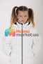 Куртка-пуховик зимняя для девочки Reima Ahde 531424, цвет 0100 5