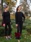 Школьный свитер для девочки Sly 501B/S/19 цвет синий 0