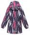 Курточка-парка для девочки Joiks EW-40, цвет фиолетовый 0
