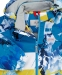 Курточка-парка для мальчика Joiks EW-21, цвет голубой 1