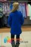 Кашемировое пальто для девочки Suzie Жанна, цвет электрик 3