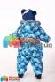Детский зимний комбинезон Lenne ZOE 18306, цвет 6630 6