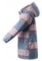Удлиненная демисезонная курточка для девочки Lassie by Reima 721758R, цвет 6372 3