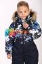 Kомбинезон зимний для мальчика HUPPA WILLY 31900030, цвет 92886 5