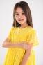 Летнее платье для девочки Suzie Ами, цвет желтый 3
