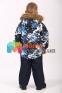 Зимний комплект для мальчика Huppa WINTER 41480030, цвет 92886 3