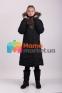 Пальто зимнее для девочки Huppa ROYALY 12510030, цвет 00009 7