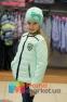 Демисезонная курточка для девочки Baby Angel M 782, цвет мятный 0