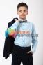 Вельветовый костюм для мальчика Lilus модель 10, цвет синий 10