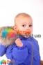 Kомбинезон-пуховик зимний для мальчика HUPPA BEATA 1 31930155 , цвет blue  70035 6