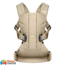 Рюкзак-кенгуру BabyBjorn Carrier ONE Cotton Mix