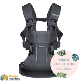 Рюкзак-кенгуру BabyBjorn Carrier ONE  Air