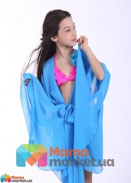 7a360afef338a Туника пляжная BAEL, цвет голубой