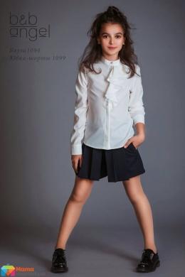bd54007ae43 Школьные блузки — купить блузки для школы для подростков ...